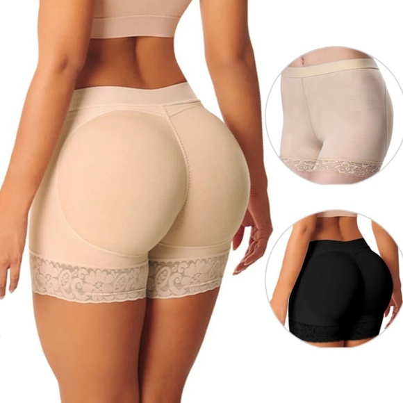 ee27aeb80ed 2 booty Butt Enhancer padded hip buttock hip